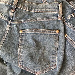 rag & bone Jeans - Rag & Bone Cropped Cigarette Jeans